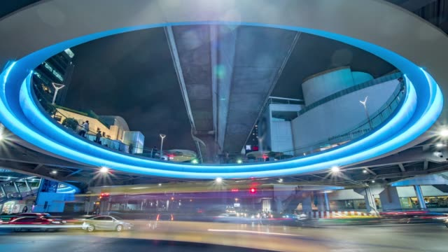 Traffic Siam Center  Bangkok,Thailand