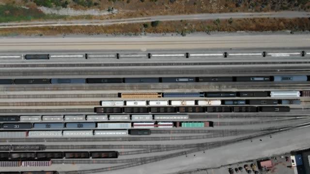 Train Depo Aerial