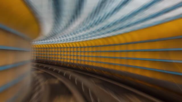 POV Train Hyperlapse - Taipei Timelapse video