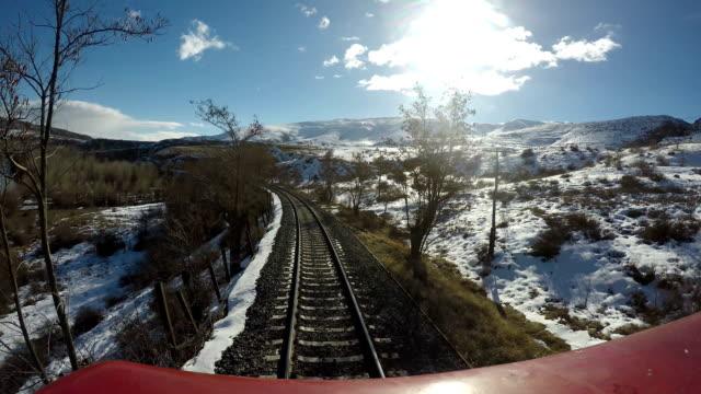 tågresan på östra anatolien - anatolien bildbanksvideor och videomaterial från bakom kulisserna