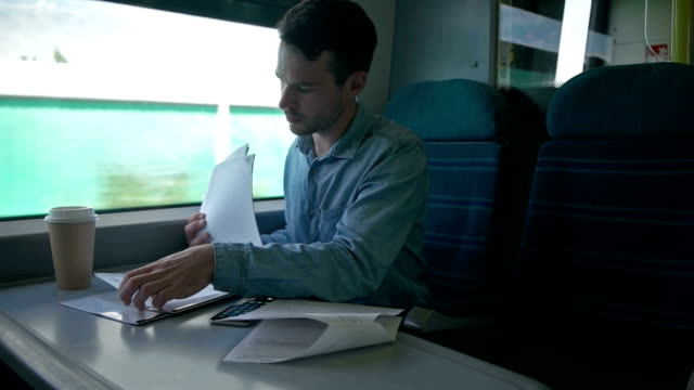 Train papers 1 video