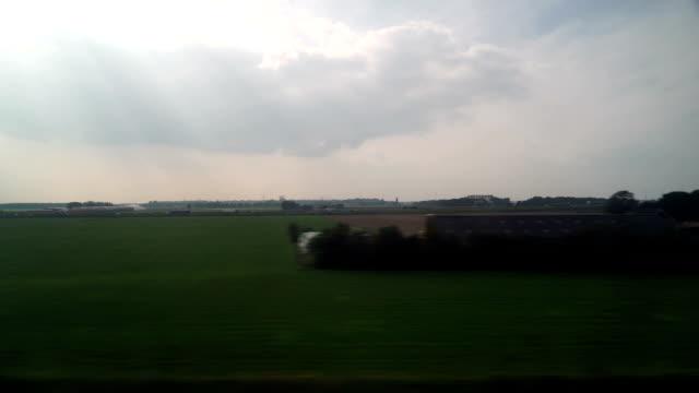 Train Ride Harbor video