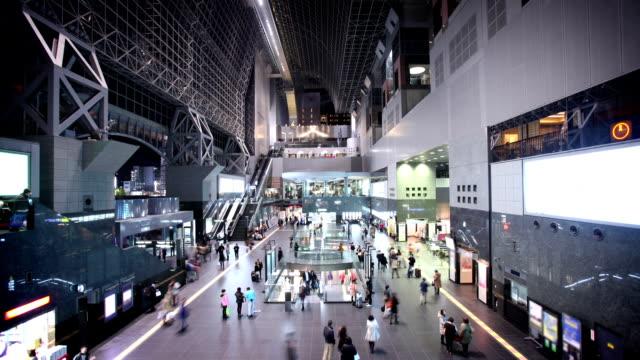 Train Station, Japan video