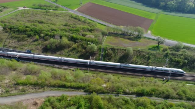 train tunnel - entrance, aerial view - train stock videos and b-roll footage