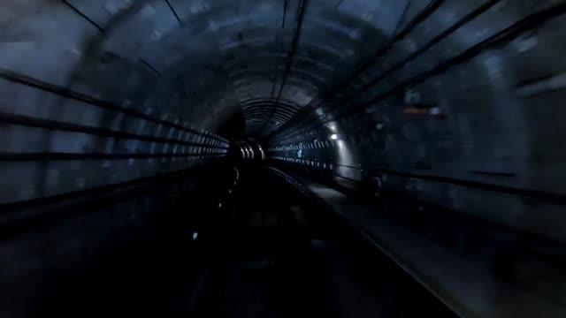 tren tüneli - sonsuzluk stok videoları ve detay görüntü çekimi