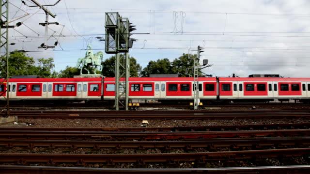 train - munich train station bildbanksvideor och videomaterial från bakom kulisserna