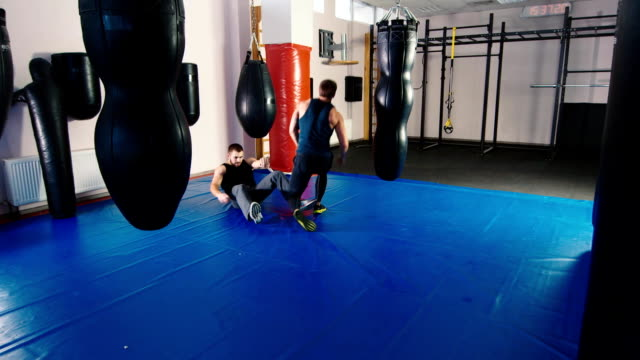 Train Wrestling. Training in freestyle wrestling. Athletes fulfill shots Train Wrestling. Training in freestyle wrestling. Athletes fulfill shots wrestling stock videos & royalty-free footage