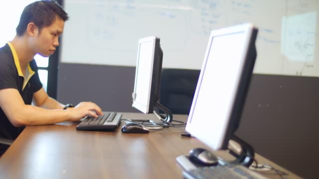 Training Computer room video