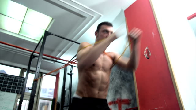 Training hard video