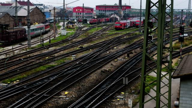 Trains - Hyperlapse video