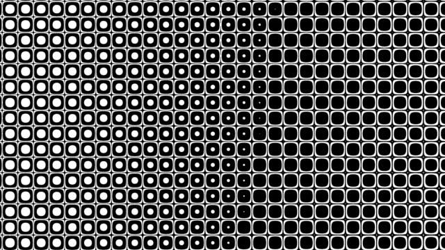 Transform geometric background Transforming polka dot mosaic. Seamless looping footage. plaid stock videos & royalty-free footage