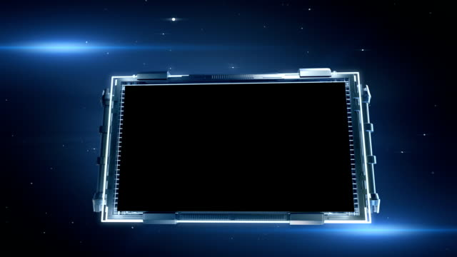 HD: Transiton Screen + alpha + 3d trackers video