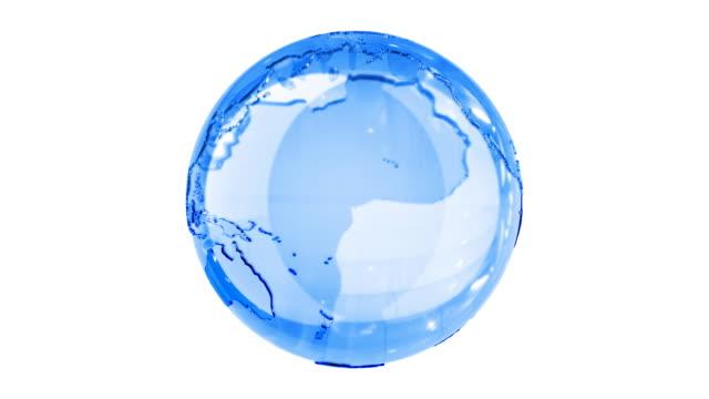 Transparent globe (HD1080)