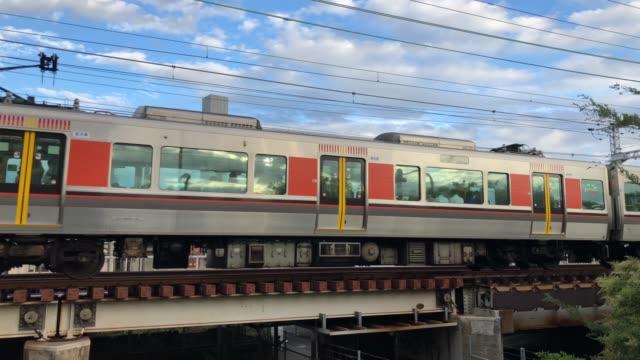 日本の交通機関。 - 列車点の映像素材/bロール