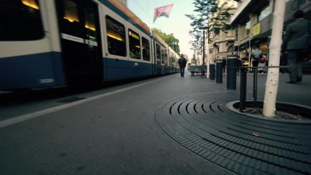Transportation in Zurich Switzerland video
