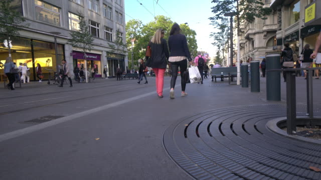 Transportation in Zurich Switzerland video