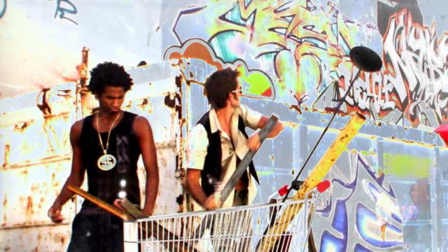 Trash Boys video