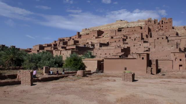 Travel Cinemagraphs - Ait Ben Haddou, Morocco video