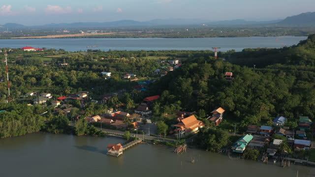 Travel in Yo Island,Songkhla,Thailand