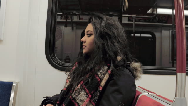 Travelling on the Train video