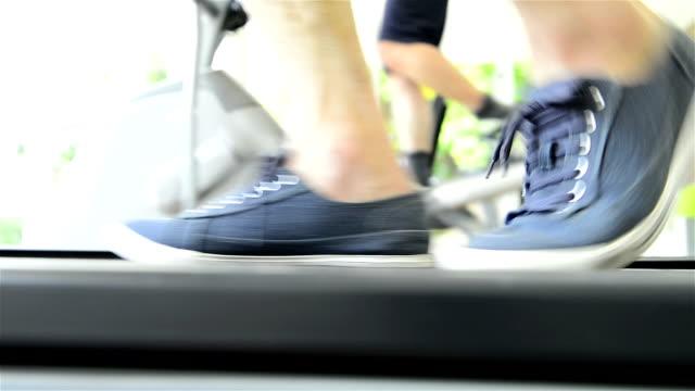 Treadmill Workout video