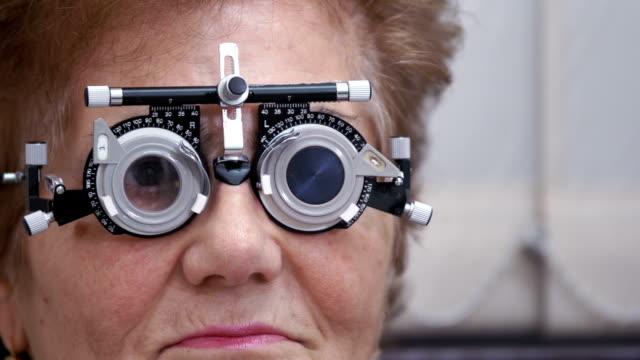 Treatment of eye diseases. video
