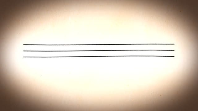 treble clef video