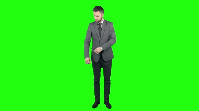 Trendy Businessman video