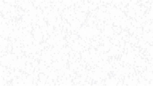 sfondo in movimento bianco di tendenza con punti mezzitoni grigio dinamico - elemento del design video stock e b–roll
