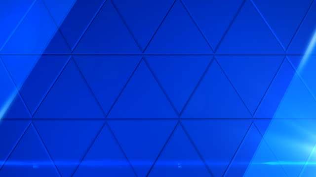 Triangle Motion Background video
