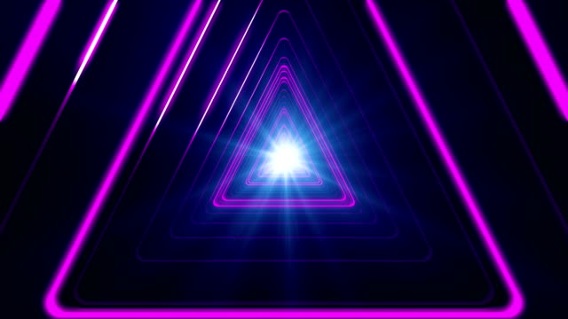 Triangular Tunnel Loop video