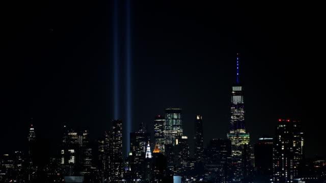 Tribute in Lights Skyline