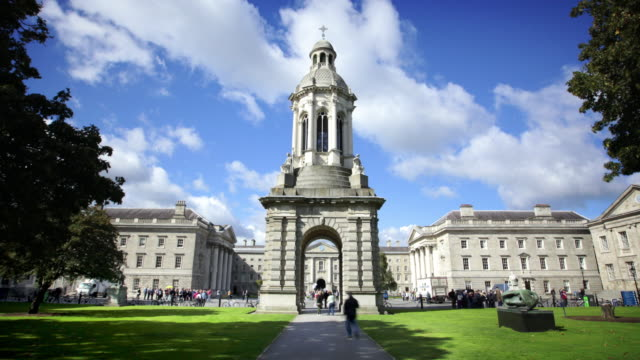 Trinity College, Dublin, Ireland video