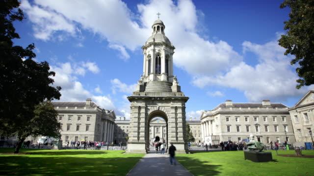 Trinity College – Dublin, Irland – Video