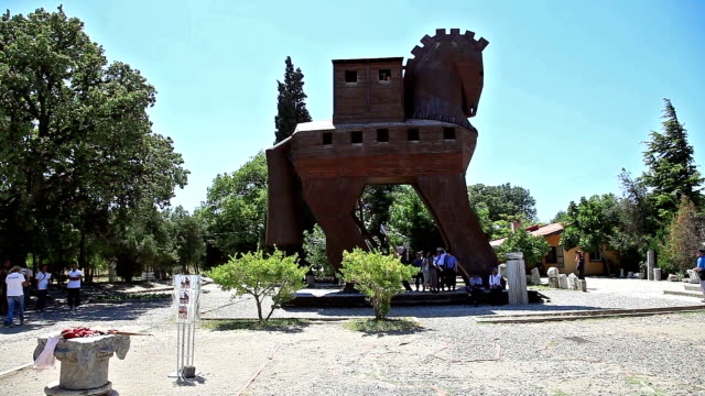 HD: Trojan Horse video