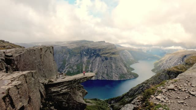Trolltunga, Norway video