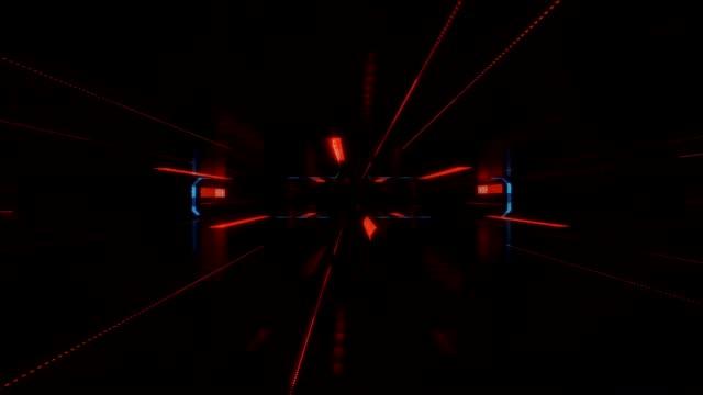 Tron Tunnel video