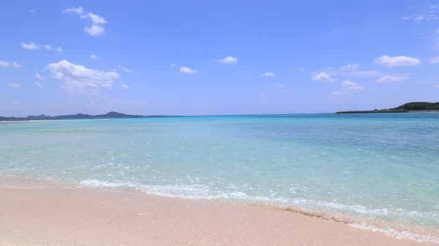 熱帯のビーチと海。 - 清らか点の映像素材/bロール