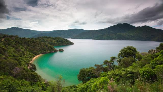 TIME LAPSE: Tropical Coastline video