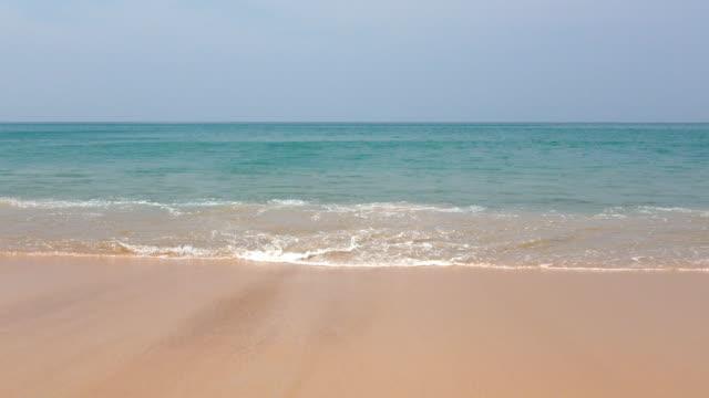 tropical seascape - krajobraz morski filmów i materiałów b-roll