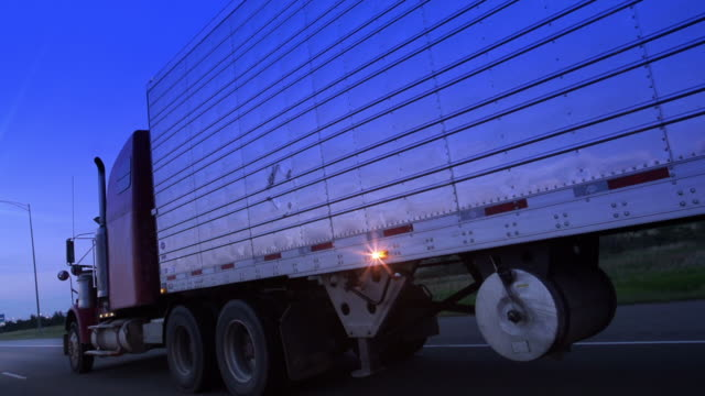 Trucking down the highway video