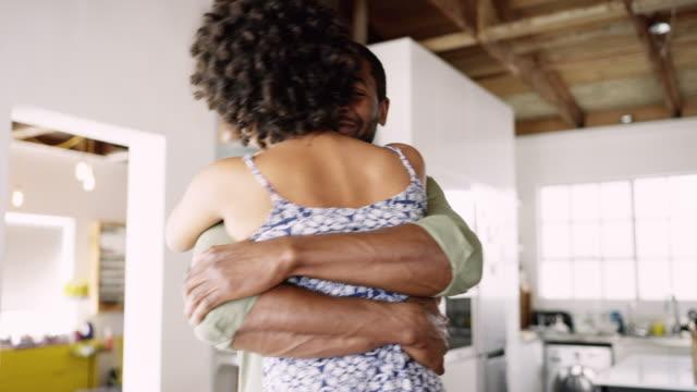 True love feels like coming home