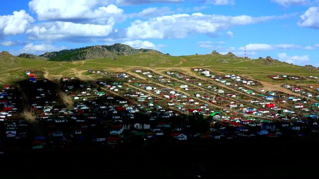 Tsetserleg City, Mongolia video