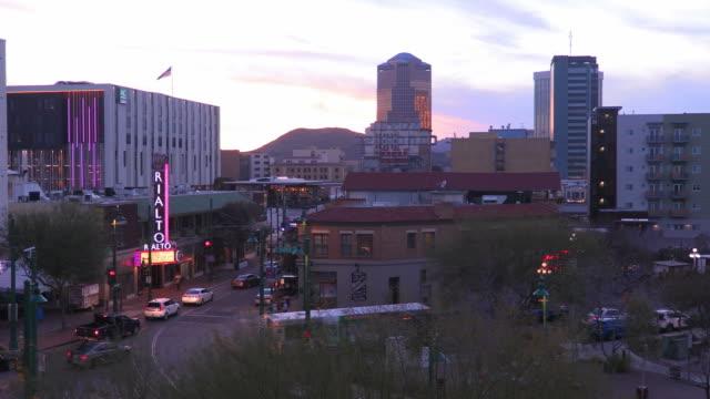 stockvideo's en b-roll-footage met tucson, arizona - arizona highway signs
