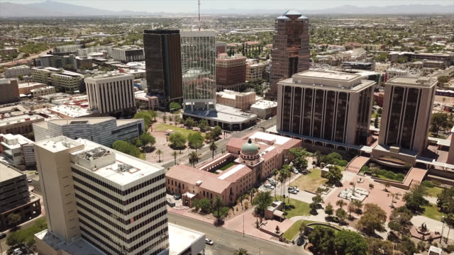 Tucson Skyline