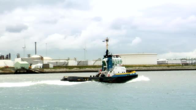 Tug-boat video