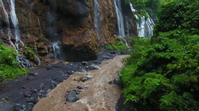 Tumpak sewu waterfalls video