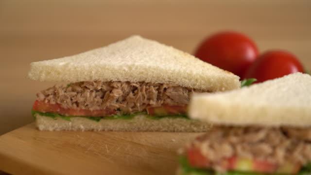tuna sandwich video