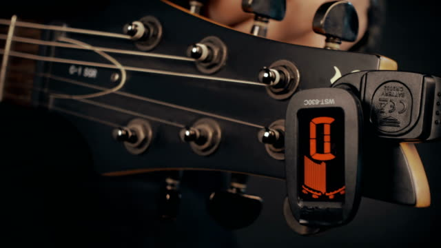 Tuning The Guitar video