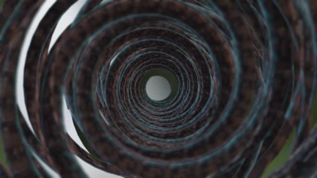 tunnel-seil in reisen - kontrastreich stock-videos und b-roll-filmmaterial